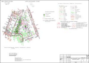 Проект компенсационного озеленения