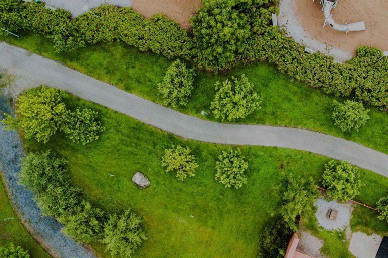 Благоустройство и озеленение